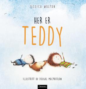 Her er Teddy: en liten historie om kjønn og vennskap av Jessica Walton