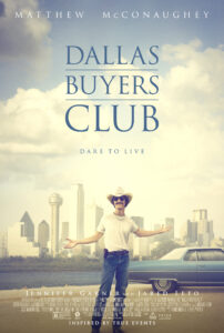 Dallas Buyers Club (2013) - poster