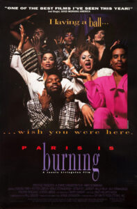 Paris Is Burning (1990) - poster