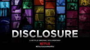 Disclosure (2020) - poster