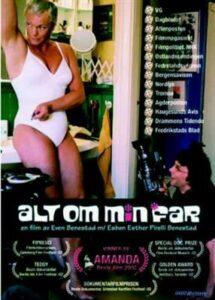 Alt om min far (2002) - poster