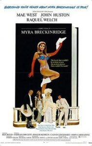 Myra Breckinridge (1970) - poster
