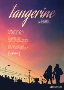 Tangerin (2015) - poster
