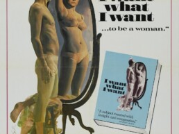 I Want What I Want (1972) - poster